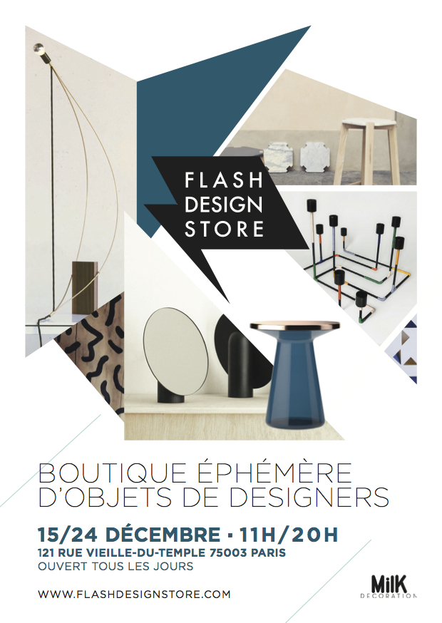 Invitation Flash Design Store 2015